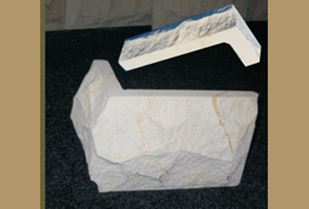Picture of Sandstone Coining