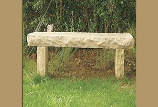 Picture of Stone Bench