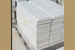 Picture of Sandstone Wall Capping Bullnose