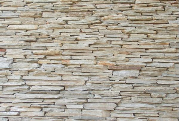 Picture of Pala Quartzite Strip Walling Ivory