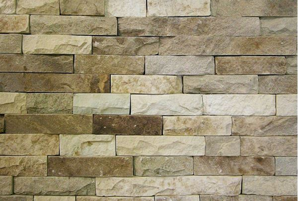 Picture of Saxon Brick Mix Green